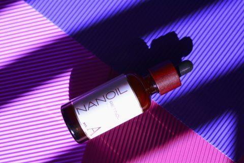 skvěle hodnocené obličejové sérum Nanoil